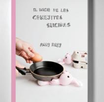 """""""CONEJOS SUICIDAS"""". Un proyecto de Diseño, Ilustración y Fotografía de Tanya VONDEE - 11-07-2012"""