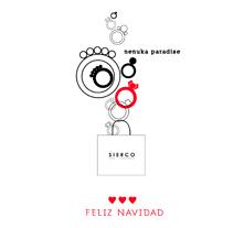 FELIZ NAVIDAD. Um projeto de Design, Ilustração e Publicidade de PILAR SIERCO CHÉLIZ - 14-07-2012