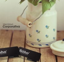 Identidad corporativa Madrid. A Design, and Advertising project by Mr Moore -         - 18.07.2012