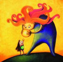 ILUSTRACION INFANTIL. Um projeto de Ilustração de Amaya de la Hoz         - 20.07.2012