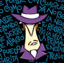 Ulises Garraspa. Un proyecto de Ilustración y Publicidad de pablo matera - 19-07-2012