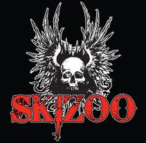 Skizoo. Un proyecto de Ilustración de Álvaro Infante - 29-07-2012