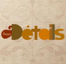 Détails. A Advertising project by DUBIK         - 05.08.2012