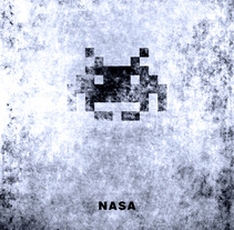 Nasa. A Illustration project by Jose Luis Torres Arevalo         - 20.08.2012