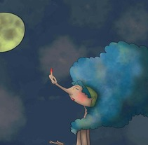 Cuento de la Nariz. A Illustration project by Bea Blanco         - 04.09.2012