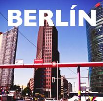 Berlín horizontal. A Photograph project by ENB eduard novellón ballesté         - 03.09.2012