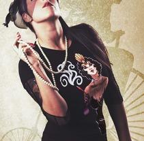 Madame Bizarre Shoot. Um projeto de Design, Publicidade e Fotografia de Madame Bizarre - 06-09-2012