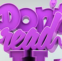 3D Street Art.. Um projeto de Design, Ilustração e 3D de Marc Urtasun         - 08.09.2012