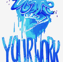 Love Your Work. A Design, Illustration, and UI / UX project by Covabunga - 09.12.2012