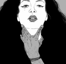 Ilustración digital. A Illustration project by Victoria Haf         - 12.09.2012