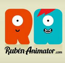 rubenanimator.Susto!!. Un proyecto de Ilustración, Publicidad, Motion Graphics, Cine, vídeo y televisión de Rubén García         - 24.09.2012