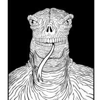 Mutante. Un proyecto de Ilustración de Sergio Covelo Moreira - 25-09-2012