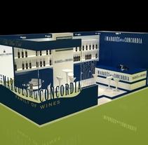 Marques de la Concordia. Um projeto de Ilustração, Publicidade, Instalações, Fotografia, UI / UX, 3D e Informática de Juan Pedro Garcia Royo         - 26.09.2012