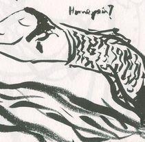 bocetos. A Illustration project by RaúL Vélez Navarro         - 27.09.2012