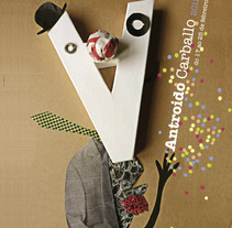 Antroido 2012. A Design, Illustration, Photograph, and Advertising project by Gende Estudio - 10.04.2012