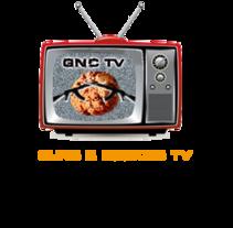 Guns&Cookies TV. A Design, Advertising, Film, Video, TV, and UI / UX project by Hector Silvan de la Rosa         - 08.10.2012