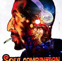 Lugi & Mama Marjas - Soul Combination. Um projeto de Música e Áudio e Cinema, Vídeo e TV de Andrea  Menniti         - 09.10.2012