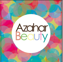 AZAHAR BEAUTY ESPACIO DE ESTÉTICA EN MURCIA. A Design, Illustration, and Advertising project by Francisco Javier (djhavier)          - 12.10.2012