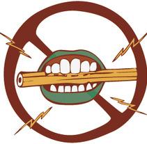 Liga chilena epilepsia. Um projeto de Ilustração de eva_maria_romero - 16-10-2012