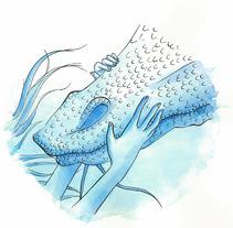 Deep Ocean Dream 04. Um projeto de Design, Ilustração, Publicidade, Música e Áudio, Motion Graphics, Instalações, Desenvolvimento de software, Fotografia, Cinema, Vídeo e TV, UI / UX, 3D e Informática de Maria Jesus Garcia Muñoz         - 23.10.2012
