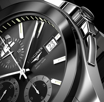 Longines. A 3D project by Miguel Angel Gallego Ruiz         - 26.10.2012