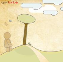 open blank. Um projeto de Design, Ilustração e Publicidade de santiago del pozo - 30-10-2012