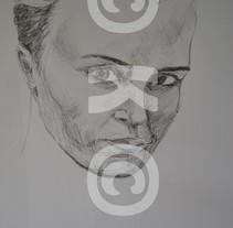 Retratos. Um projeto de Design, Ilustração, Publicidade, Música e Áudio, Instalações, Fotografia, Cinema, Vídeo e TV, UI / UX e 3D de K07         - 01.11.2012