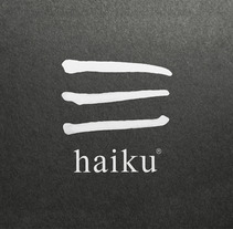 Identidad tienda de regalos Haiku. Um projeto de Design e Fotografia de Tomás Castro         - 20.11.2012
