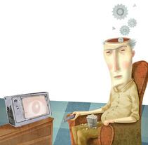 Sentido. A Illustration project by Javier  Monsalvett - 12.09.2012