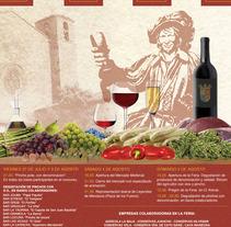 Poster Mendavia . Un proyecto de Diseño y Publicidad de Domnina VS         - 14.12.2012
