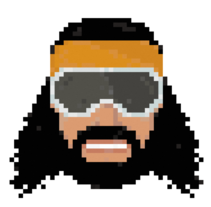Wrestling Superstars pixel-portraits. A Illustration, Film, Video, and TV project by Tom Major - 26-12-2012