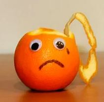 el suicidio de la naranja. A Design, Advertising, and Motion Graphics project by miriam mengual - 27-12-2012