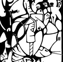 Ilustración. Un proyecto de Ilustración de Nazario Abánades Astudillo - 10-01-2013