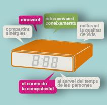 Nust, nous usos del temps.. Un proyecto de Diseño y Motion Graphics de odile carabantes - 21-01-2013
