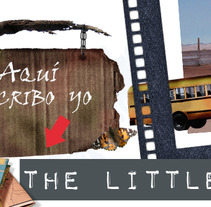 THE TITTLE BLOGUER. A Design, Illustration, and Photograph project by Acuarela Design         - 24.01.2013