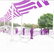Parque Urbanización la Florida. A Design, Illustration&Installations project by Raúl Martínez Recio         - 01.02.2013