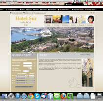 Hotel Sur. A Software Development project by Francisco  Palacios - Feb 07 2013 09:46 AM