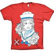 Diseño camiseta propio. Un proyecto de  de adrian balanza blaya - 11-02-2013
