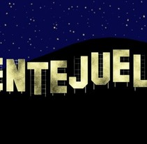 Gentejuelas. A Design, Illustration, Advertising, Installations&IT project by Carlos Jiménez - 13-02-2013
