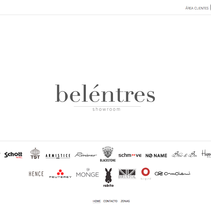 Beléntres Showroom. A Design&IT project by Nerea Cordero         - 19.02.2013