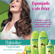 Palmolive Natutal. A Design, Illustration, Advertising, and Photograph project by Juan Pablo Rabascall Cortizzos         - 21.02.2013