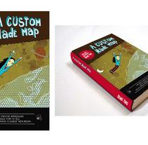 Un mapa a medida - novela grafica. Un proyecto de Diseño, Ilustración, Desarrollo de software e Informática de Denise Turu - 25-02-2013