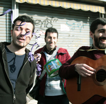 Carles 2, Pep Ventura - Paral.lel. A Music, Audio, and UI / UX project by Carles Guardiola Escrihuela - 11-03-2013