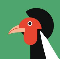 Pájaros. Un proyecto de Diseño e Ilustración de Rebeca Cuesta         - 17.04.2013