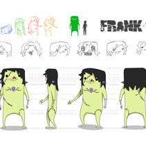 Frank-O. A Design&Illustration project by Jose Carlos Rivero Rguez         - 26.03.2013