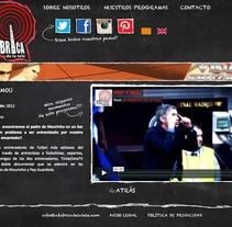 Documental Pep y Mou: vidas cruzadas. Un proyecto de Cine, vídeo y televisión de NEUS PALOU MIRÓ         - 28.03.2013
