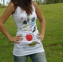 Camisetas . A Design project by Davinia Ramírez         - 03.04.2013
