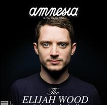 Amnesia Magazine. A Editorial Design project by Marina L. Rodil Garamond         - 05.03.2013
