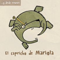 El capricho de Mariola. A Illustration project by Malena y Esther          - 10.04.2013