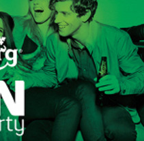 Carlsberg Win Your Party 2012. A Design, Advertising, Software Development&IT project by Daniel F. R. Gordillo         - 16.04.2013